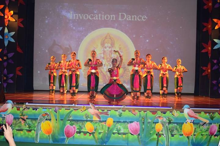 BGS National Public School-Dances Performance