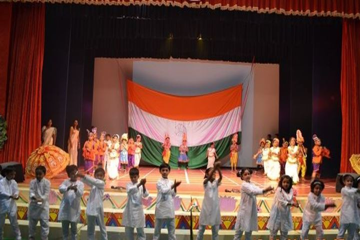 BGS National Public School-Independence Day