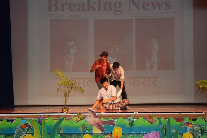 BGS National Public School-Skit