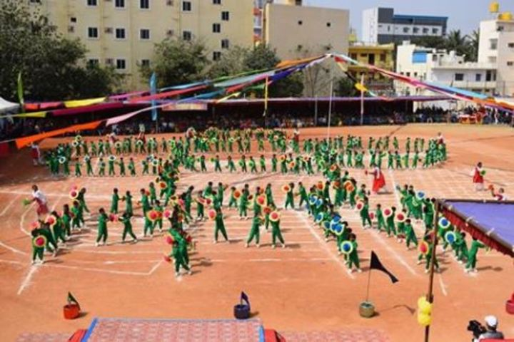 BGS National Public School-Sports Meet