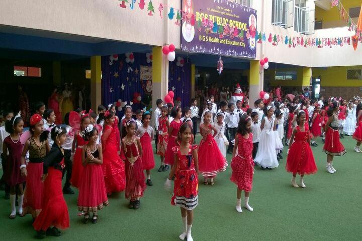 BGS Public School-Christmas Day