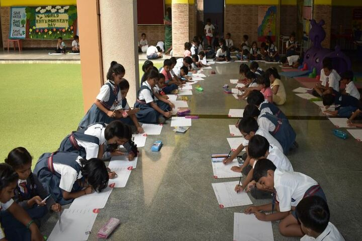 BGS Public School-Drawing Competition