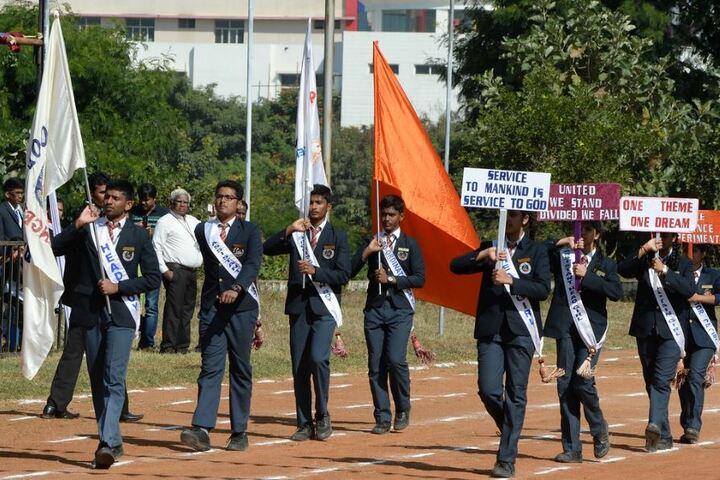BGS Public School-March Past