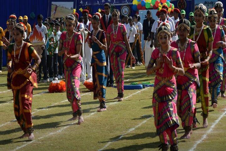 BGS Public School-Sports Day Dances