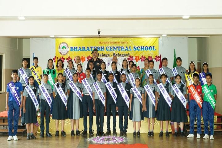 Bharatesh Central School-House Captains