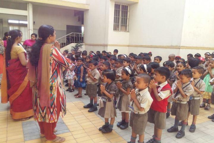 Bharatesh Central School-Prayer