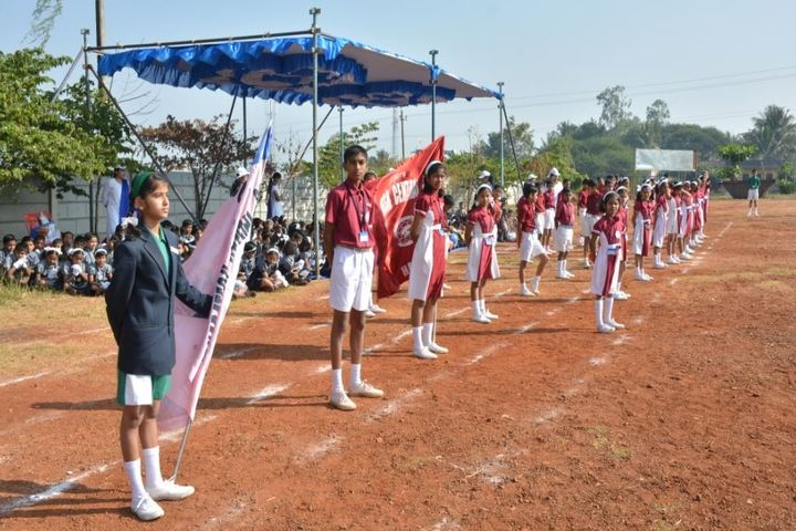 Bharatesh Central School-Sports Day