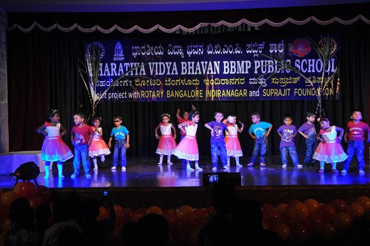 Bharatiya Vidya Bhavan BBMP Public School-Dance