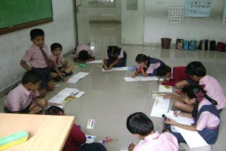 Bhavan Bangalore Press School-Art-Craft
