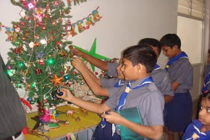 Bhavan Bangalore Press School-Festival-Celebration