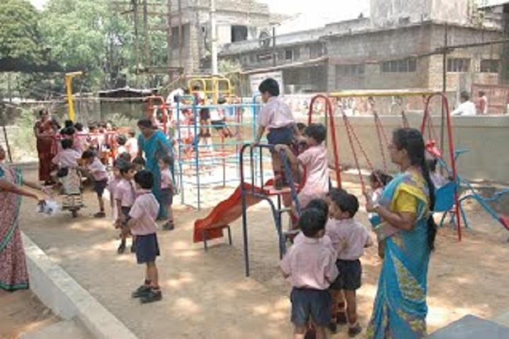 Bhavan Bangalore Press School-Play-Ground
