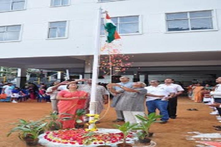 Bhavan Bangalore Press School-Republic-Day