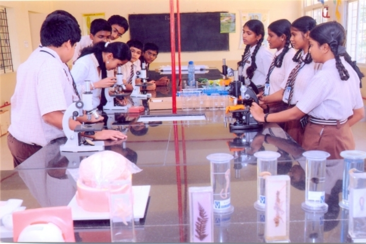 Bright Public School-Biology Lab