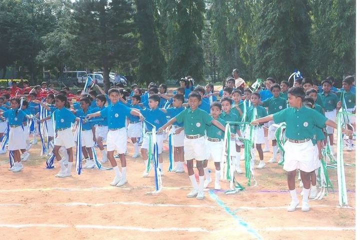 Bright Public School-Sports Day