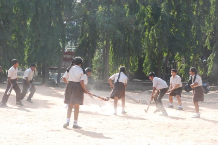 Bright Public School-Sports