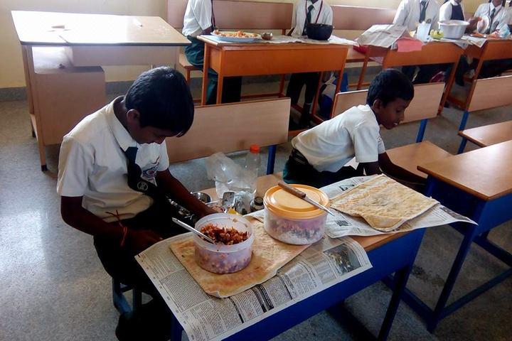 Brilliant National School-Food Festival