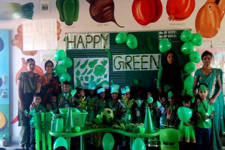 Brilliant National School-Green Day
