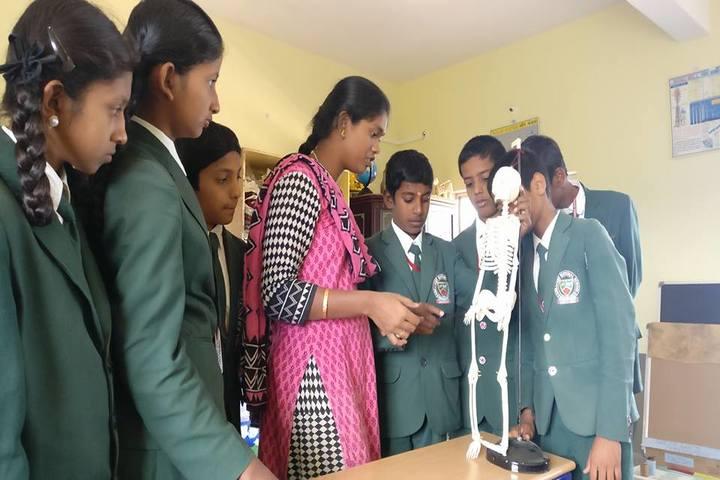 Brilliant National School-Lab