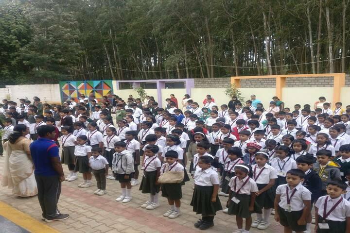 Bvm Global School-Assembly
