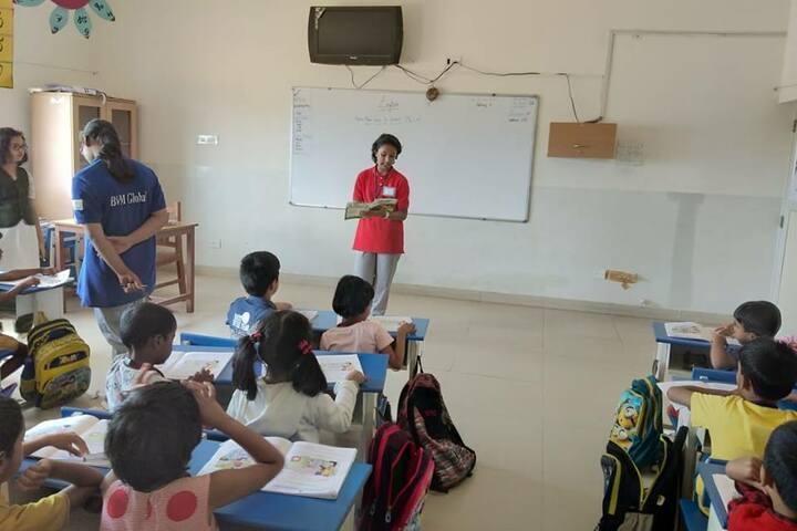 Bvm Global School-Classroom