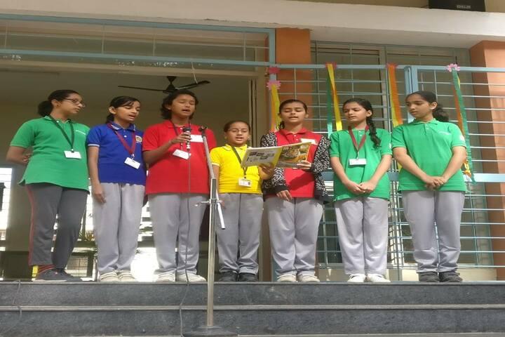 Bvm Global School-Music Day