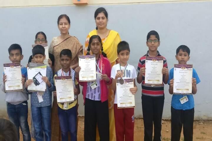 Bvm Global School-Prizes