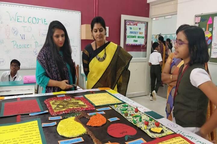 Bvm Global School-Science Exhibition