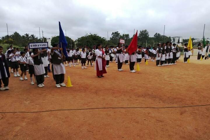 Bvm Global School-Sports Day