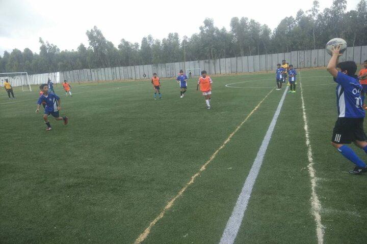Bvm Global School-Sports