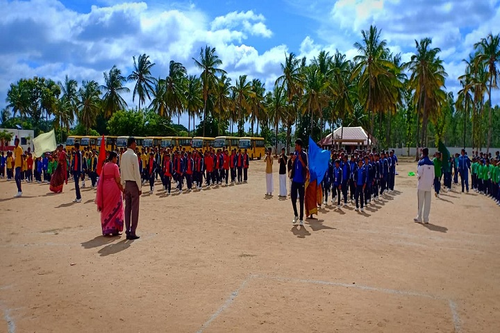 C Muniswamy Public School-Assembly