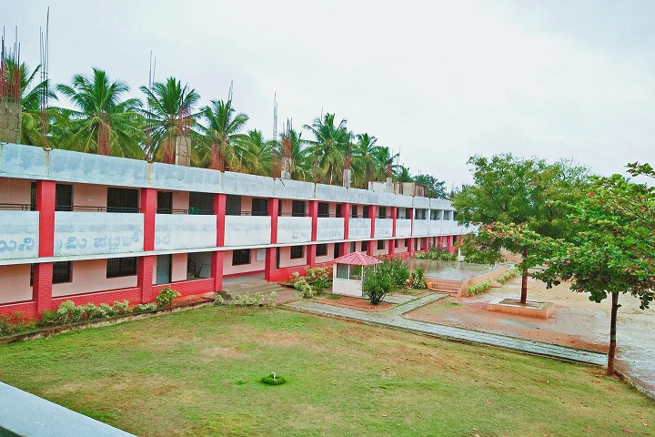 C Muniswamy Public School-Campus