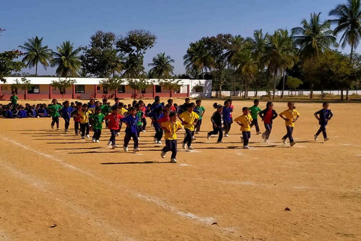 C Muniswamy Public School-Kids