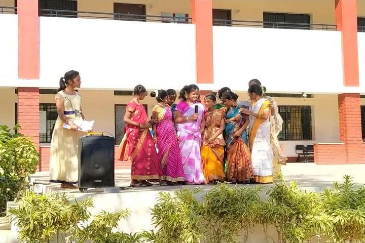 C Muniswamy Public School-Singing