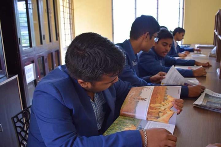 Axel Public School-Library