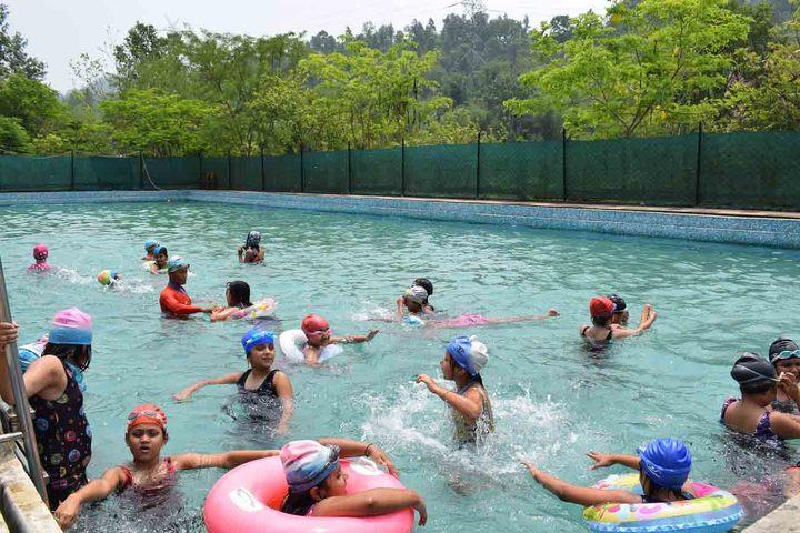 axel public school - swimming pool