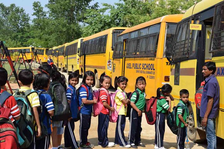 axel public school - transport