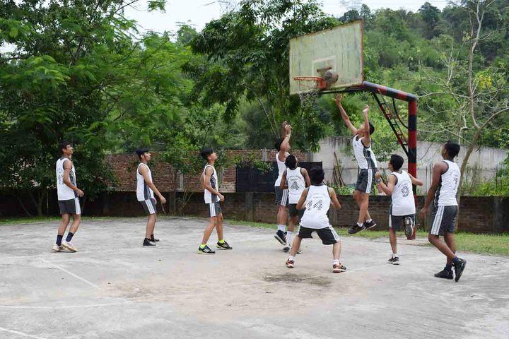 Axel Public School-Volley ball