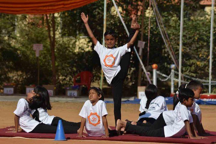 axel public school - yoga