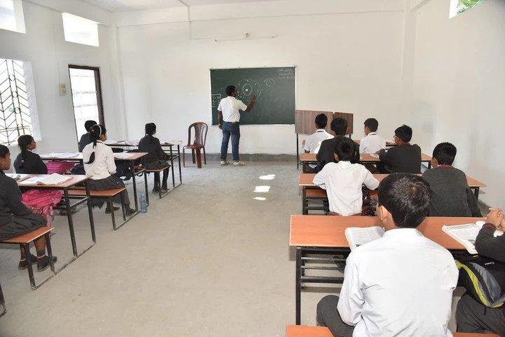 B B Memorial Public School - classroom