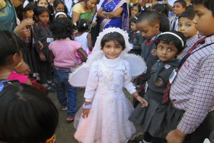 B B Memorial Public School - fancy dress