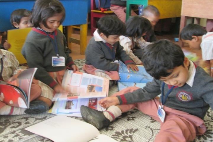 B B Memorial Public School - kinder garden classroom