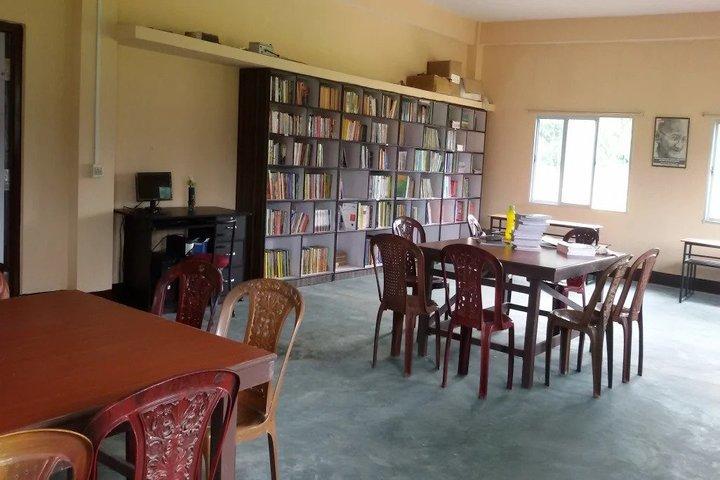 B B Memorial Public School - library