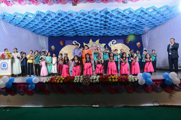 Chandrakant Patil English Medium School-Annual day