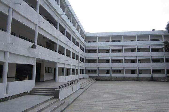 Chandrakant Patil English Medium School-Campus