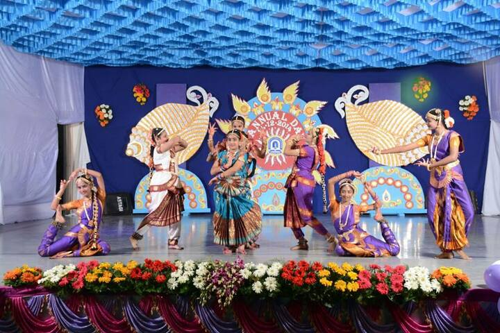 Chandrakant Patil English Medium School-Dance
