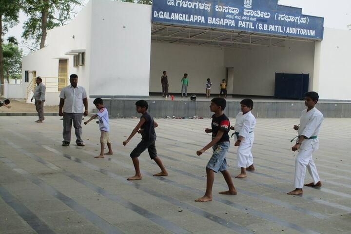 Chandrakant Patil English Medium School-Karatte