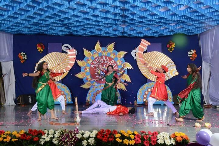 Chandrakant Patil English Medium School-Skit
