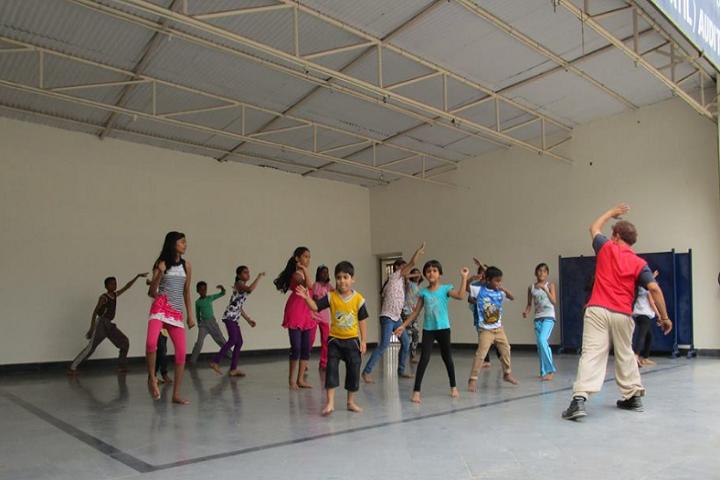 Chandrakant Patil Eng Med School-Dance class