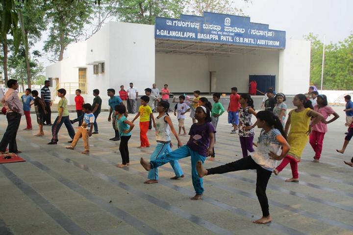 Chandrakant Patil Eng Med School-Physical education