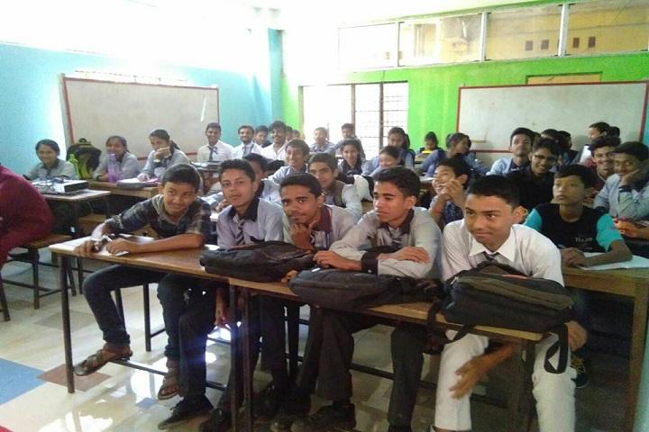 Biswanath Jnan Bharati School-Class room